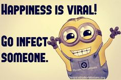 Spread the happiness!!