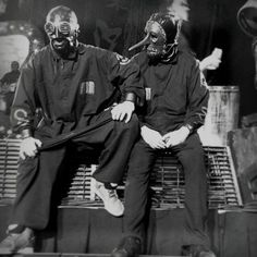 Slipknot - Sid and Chris