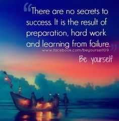 Success quote via www.Facebook.com/BeYourself09