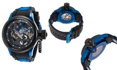 Invicta Men's Russian Diver Skeleton Watch
