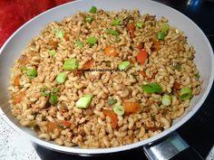 Macaroni Speciaal - Surinaams eten