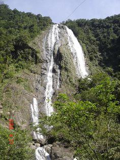 Cascata  do Piraí - Próximo a Joinville - Estado de Santa Catarina - Brazil
