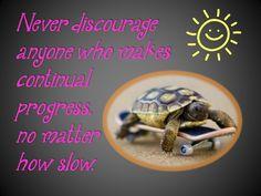 progress is immeasurable!