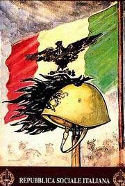 REPUBBLICA DI SALO' - A BERLINO E RITORNO Luftwaffe, Italian Empire, Italian Army, Victory In Europe Day, Fountain Pen Drawing, Ww2 Propaganda, Ww2 Posters, Italian Posters, Political Art
