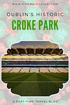 Visit Dublin and Tour Croke Park. Learn about Croke Park, Dublin's historic sports stadium. County Cork Ireland, Dublin Ireland, Ireland Vacation, Ireland Travel, Dublin Bay, Croke Park, Visit Dublin, Travel Around Europe, Ireland Landscape