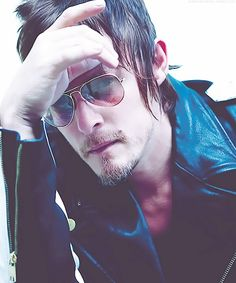 Norman Reedus. The Walking Dead/Boondock Saints.