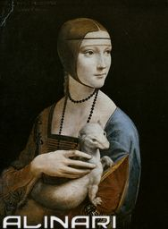 La dama con l'ermellino, Museo Czartorisky, Cracovia.