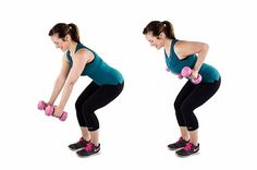 17 Free Weight Exercises for Toned Arms Bent_Over_Row_Grouped Quick Weight Loss Tips, Weight Loss Help, Best Weight Loss, Lose Weight In A Week, Loose Weight, How To Lose Weight Fast, Reduce Weight, Fitness Workout For Women, Fitness Tips