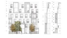 Kilburn Quarter - Alison Brooks Architects
