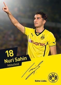 Nuri Sahin (2013-14)