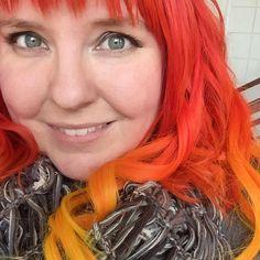 Erica Hanna Founder, Puke Rainbows