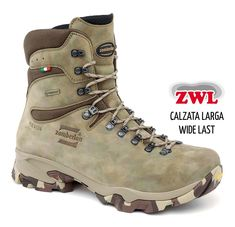 Buy online: 1014 LYNX MID GTX® WIDE LAST, Men's Hunting Boots , Hydrobloc® Nubuk - Zamberlan® Vibram® Camo. Log in official E-Store Zamberlan and discover all the hunting and outdoor shoes collection! Hiking Boots Fashion, Mens Boots Fashion, Trekking Shoes, Hiking Shoes, Mens Hunting Boots, Winter Dresses With Boots, Mens Waterproof Hiking Boots, Tactical Shoes, Mens Work Shoes