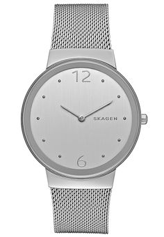 Skagen FREJA - Watch - silber coloured for £139.99 (02/12/16) with free delivery at Zalando
