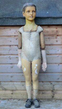 Boy Mannequin made by Imans of Paris