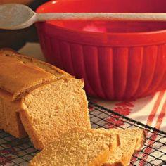 Flavorful Quick Breads: Ice-Cream Bread