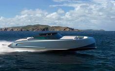 Vanquish VQ48 Powerboat