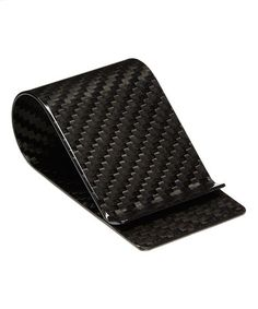 Look what I found on #zulily! Black Large Money Clip & Bag #zulilyfinds