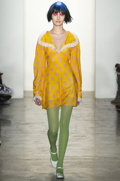 Jeremy Scott New York Fashion Week AW '15'16