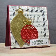 The Stamping Blok: Can You Case It? #92 - Sketch Challenge - Rochelle Blok #canyoucaseit #embellishedornaments #delicateornaments #stampinup
