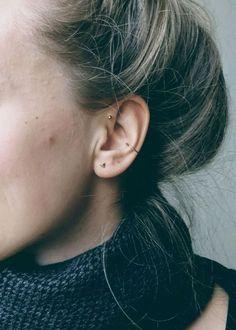 insta Mia Katherine – *About style… vsco Mia Jacobsen; insta Mia Katherine – *About style & accessories* – Piercing Tattoo, Rook Piercing, Forward Helix Piercing, Anti Helix Piercing, Ear Jewelry, Body Jewelry, Jewellery, Jewelry Accessories, Fine Jewelry