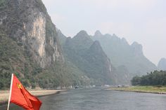 Li River by chaletaria, via Flickr