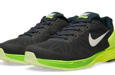 Hit The Ground Running With The Nike Lunarglide 6 Seaweed / Volt