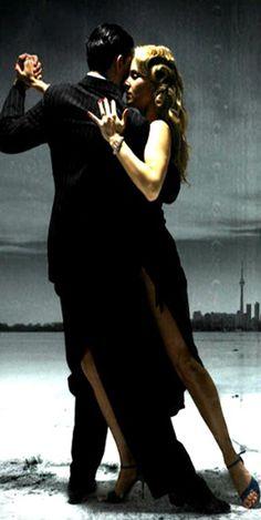 valentine's dance tango chords
