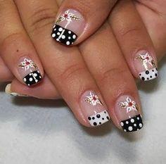 Resultado de imagen para uñas pinceladas