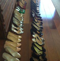 #Heels #Organized