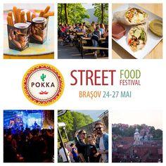 Weekend-ul acesta suntem la Street Food Festival Brașov  la poalele Tâmpei.   Dacă ai chef de munte soare şi mâncare cât vezi cu ochii hai la #Braşov!  #StreetFood #festival #roadtrip #POKKA  #mexicanfood #churros  #transilvania #haisitu