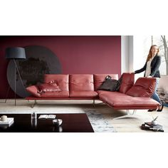 Milan collection 2016 koinor cosima relax or lounge a for Wohnlandschaft tamara