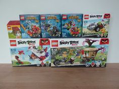 Totobricks: LEGO HAUL n° 28 The Angry Birds Movie and DC Comics Super Heroes Mighty Micros http://www.totobricks.com/2016/03/lego-haul-n-28-angry-birds-movie-and-dc.html