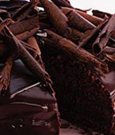 Nejlepší čokoládový dort - ApetitOnline.cz Mini Cheesecakes, Pavlova, Amazing Cakes, Chocolate Cake, Cake Recipes, Sweet Tooth, Ale, Food And Drink, Yummy Food