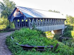The Orne Covered Bridge is a replica of a historic bridge on Back Coventry Road in Irasburg, Vermont. Built in 2000, it is a replacement for a 19th-century bridge which stood on the site until it was destroyed by arson in 1997.