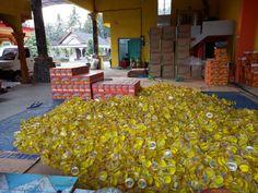 Pabrik Minuman Sari Buah Nanas PT. Putra Jaya Nanas