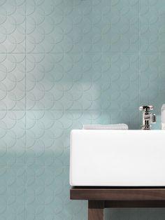 Bathroom Inspo, Modern Bathroom, Bathroom Designs, Bathroom Ideas, Bathroom Renos, Bathrooms, Walk In Robe, Feature Tiles, Home Renovation