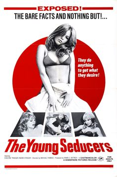The Young Seducers 2 (Blutjunge Verführerinnen 2) (1972, Switzerland)