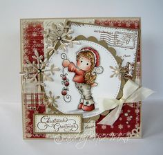 Nixe07 - Moni´s creative place: Christmas Greetings ... EAC Challenge #208