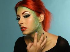 poison ivy costume makeup google search