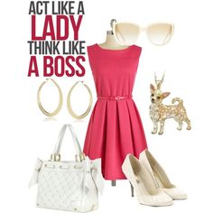 Perfect Quote and Style to Dress to Impress like Elle Woods #legallyblonde #baylortheatre #bendandsnap
