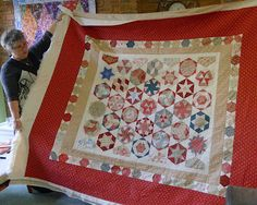 Cabbage Quilts: Special Times