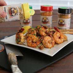 """@FlavorGod Crispy Honey Walnut Shrimp! All seasoned up with my #FlavorGod Lemon Garlic Seasoning!  This was so easy to make, and it was absolutely…"""