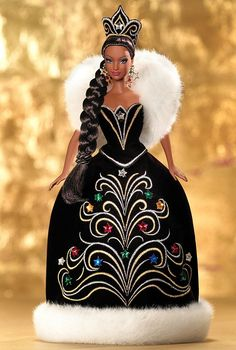 1000 images about african american barbie dolls on for A b mackie salon