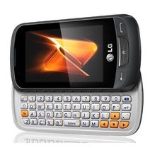 LG Rumor Reflex LN272 Sprint Cdma Slider Cell Phone