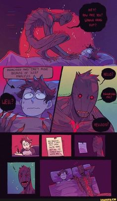 Picture memes by Axel: comments - iFunny :) I tried that but my sleep paralysis demon thinks I'm lying and just keeps screaming at me. I might as well find a girlfriend if I wanted that Character Inspiration, Character Art, Character Design, Cute Comics, Funny Comics, Funny Cartoons, Art Mignon, Mini Comic, Comics Story