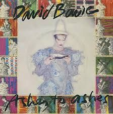 DAVID BOWIE - Ashes to Ashes (LP 7')