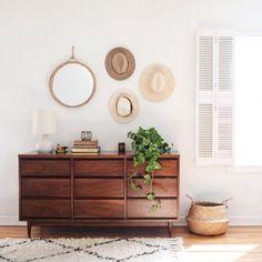 Home Bedroom, Bedroom Wall, Diy Bedroom Decor, Living Room Decor, Living Spaces, Wall Decor, Bedroom Inspo, Bedroom Inspiration, Master Bedroom