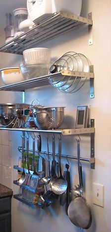Wish I had one of the single racks for above the kitchen sink.