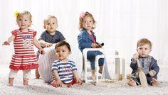 Goldige Kindermode für kleine Mädchen und kleine Jungs von BONDI Kids Kind Mode, Kids Rugs, Face, Shopping, Little Boys, Baby Girls, Cool Tees, Little Dresses, Spring Summer