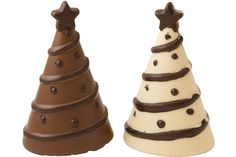 Leonidas Chocolate Christmas Trees! Available at www.chocolate-express.co.uk